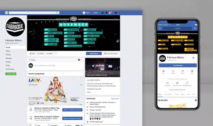 fabrique Facebook